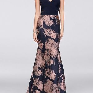 Mermaid Style Gown